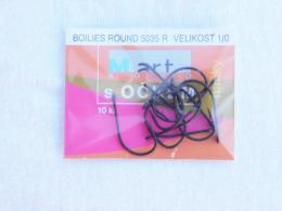 Kaprové háčky boilies round 5035 vel.3R - zvětšit obrázek