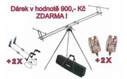 AKCE - Tripod Premium + ZDARMA 2 x Sounder Easy a 2 x SWINGARM Easy - zvětšit obrázek