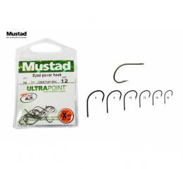 Háček Mustad Eyed Power Hook / 10ks - zvětšit obrázek