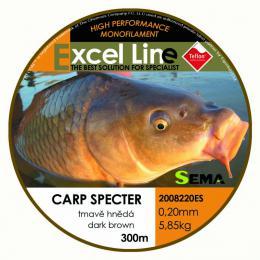 Vlasec SEMA 0,25mm/1200m - zvětšit obrázek